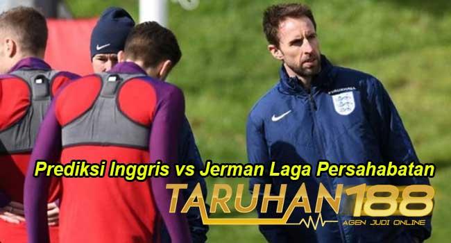 Prediksi Inggris vs Jerman Laga Persahabatan