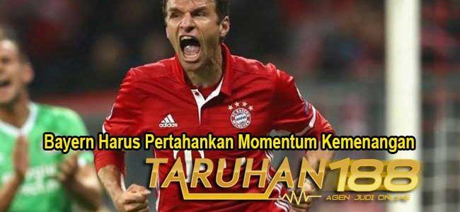Bayern Harus Pertahankan Momentum Kemenangan