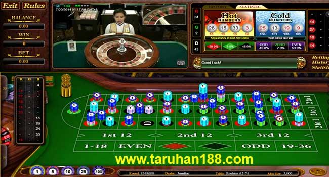 Live Casino 1 - Cara Taruhan Sbobet Casino