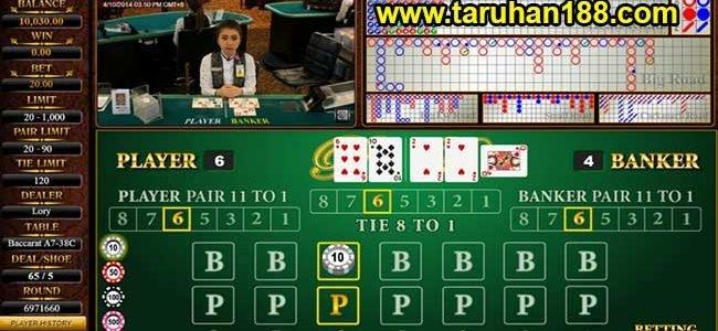 Cara Taruhan Sbobet Casino
