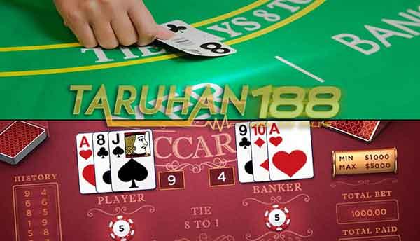 baccarat trends - Rumus Ampuh Biometrik Casino Baccarat